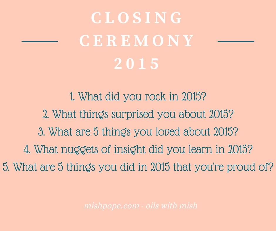 Closing Ceremony2015